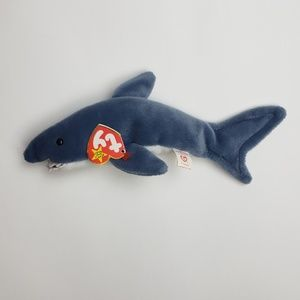 Crunch the Shark | Original TY Beanie Baby